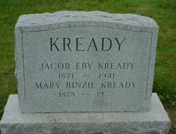 Jacob Eby Kready