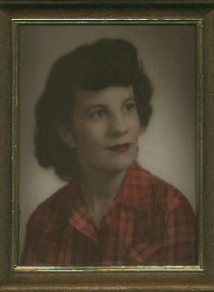 Betty Jo <I>Hunter</I> Sims