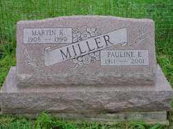 Pauline E <I>Musser</I> Miller