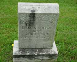 Elias S Sheetz