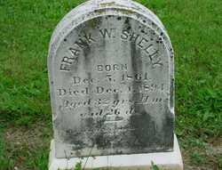 Frank W Shelly