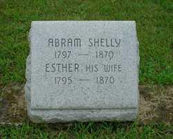 """Abraham """"Abram"""" Shelly"""