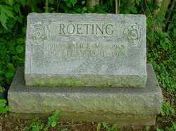 Francis H Roeting
