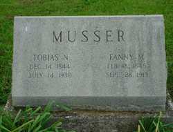 Tobias N Musser