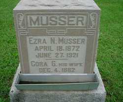 Ezra N Musser