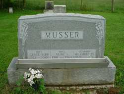 Willoughby Musser