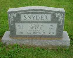 Kathryn M Snyder