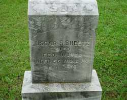 Oscar S Sheetz