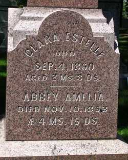 Clara Estelle Aldrich