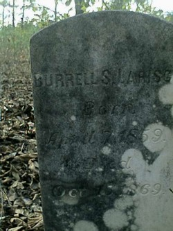 Burrell S. Lariscy