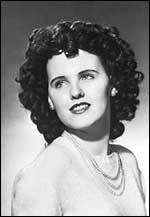 "Elizabeth ""Black Dahlia"" Short"
