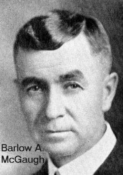 Barlow Aldridge McGaugh