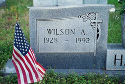 Wilson A. Hayes
