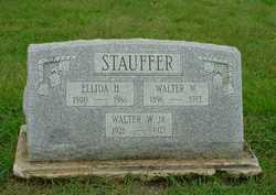 Walter W Stauffer