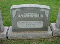 Clayton G Strickler