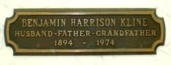 Benjamin Harrison Kline