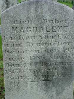 Magdalene <I>Miller</I> Brubacher