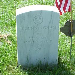 N Cunningham