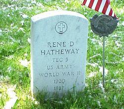 Rene D Hatheway