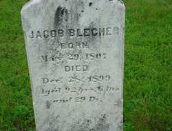 Jacob Blecher