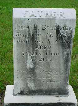 John Engle Brubaker