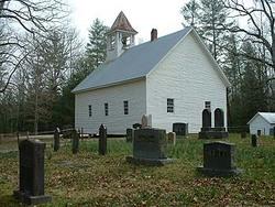 Cades Cove Primitive Baptist Church Cemetery