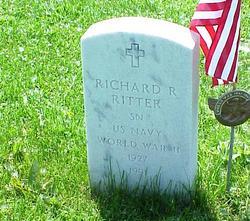 Richard R Ritter