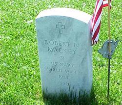 Robert N Mackey