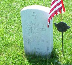 Joseph J Porowski