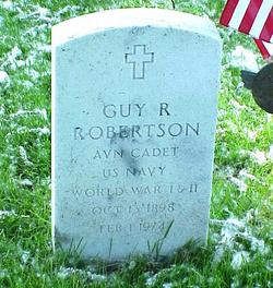 Guy R Robertson