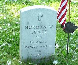 Norman William Kepler
