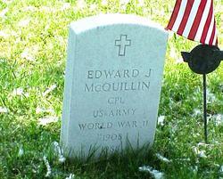Edward J McQuillin