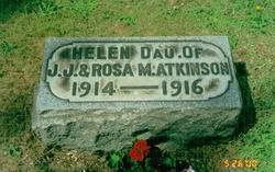 Helen G Atkinson