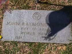 Pvt John Raymond Henry