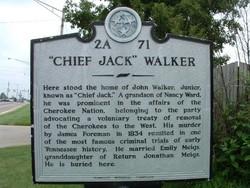 "John ""Chief Jack"" Walker Jr."