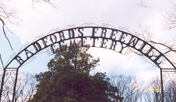 Radford-Freewill Cemetery