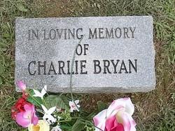 Charlie Bryan