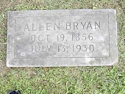 Thomas Allen Bryan