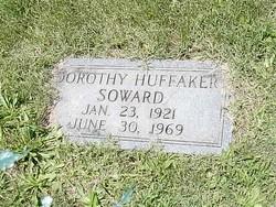 Dorothy <I>Huffaker</I> Soward