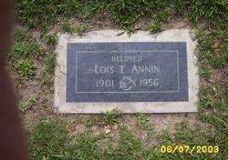 Lois Irene <I>Cooper</I> Annin