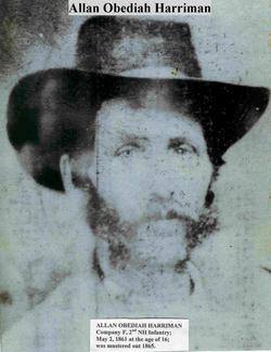 Allen Obediah Harriman