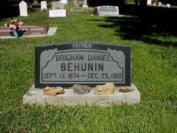 Brigham Daniel Behunin