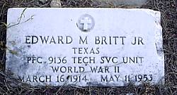 Edward Mitchell Britt, Jr
