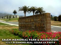 Salem Memorial Park and Garden