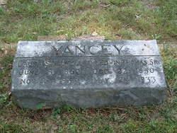 Dr Edwin Thomas Yancey, Sr