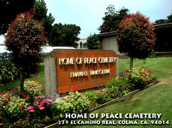Home of Peace Cemetery and Emanu-El Mausoleum