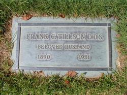 Dr Frank C. Tillson