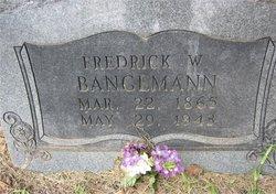 Fredrick William Bangemann