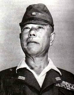 """Tomoyuki """"The Tiger of Malaya"""" Yamashita"""