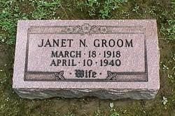 Janet N. <I>Vedanov</I> Groom